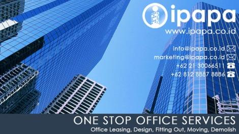 website, protal online, ipapa, ipapa.co.id, ipapa indonesia, sewa kantor, jakarta, kantor di jakarta