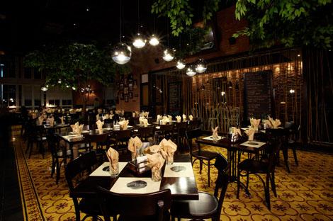 Luna negra, restoran di sudirman, tempat makan di sudirman