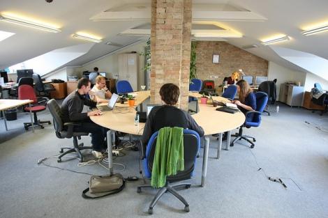 waktu fleksible di coworking space